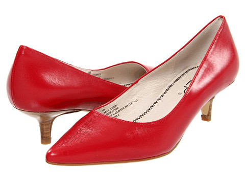rsvp - Maren (Red Nappa) Women