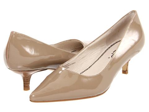 rsvp - Maren (Nude Patent) Women's 1-2 inch heel Shoes