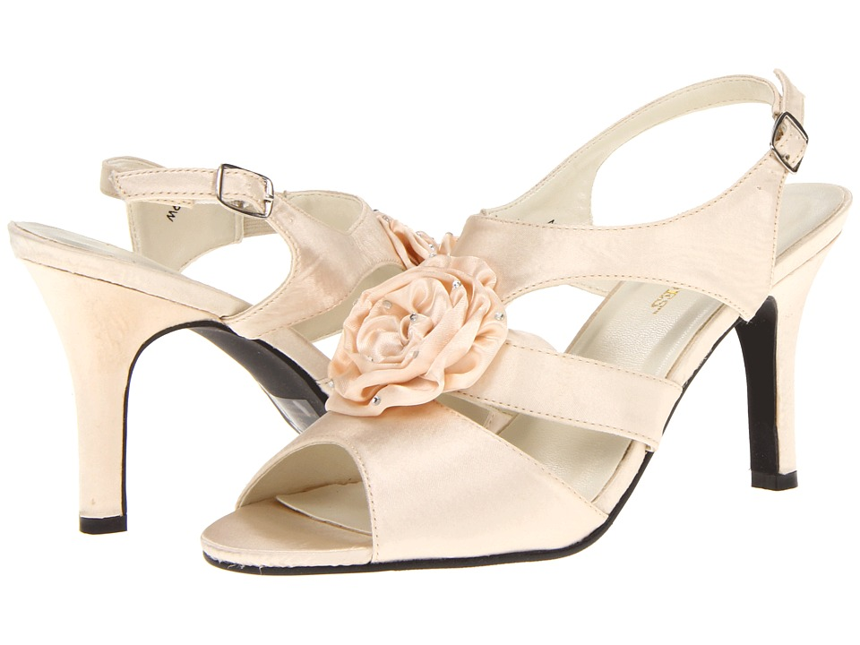 Annie - Charisma (Ivory Satin) Women's Sandals