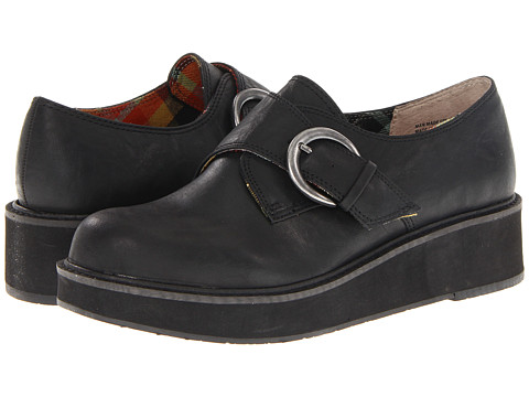 BC Footwear - Higher Education (Black) Women's Slip on Shoes