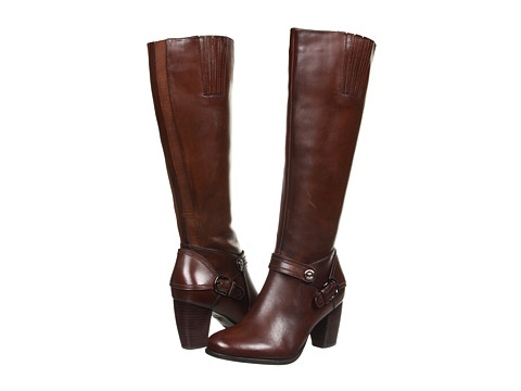 Blondo Paulina (Butterscotch Boston) Women's Zip Boots