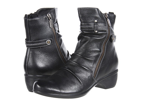 Blondo - Farima (Black Tennessee) Women's Zip Boots