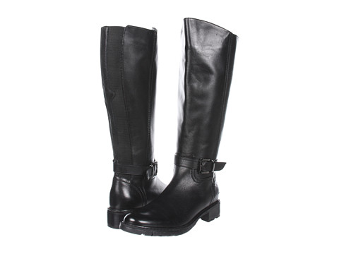 Blondo - Viviane (Black Tucson) Women's Zip Boots
