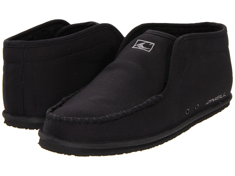 O'Neill - Surf Turkey (Black) Men's Slip on Shoes