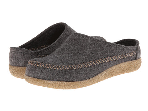 Haflinger - Fletcher (Grey) Slip on Shoes