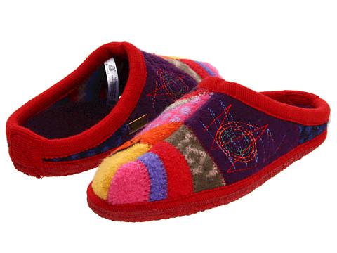 Haflinger - Calypso (Plum) Women's Slippers
