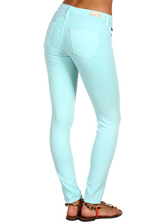 SALE! $50.95 - Save $117 on AG Adriano Goldschmied The Legging Ankle Twill in Pigment Seafoam (Pigment Seafoam) Apparel - 69.67% OFF $168.00