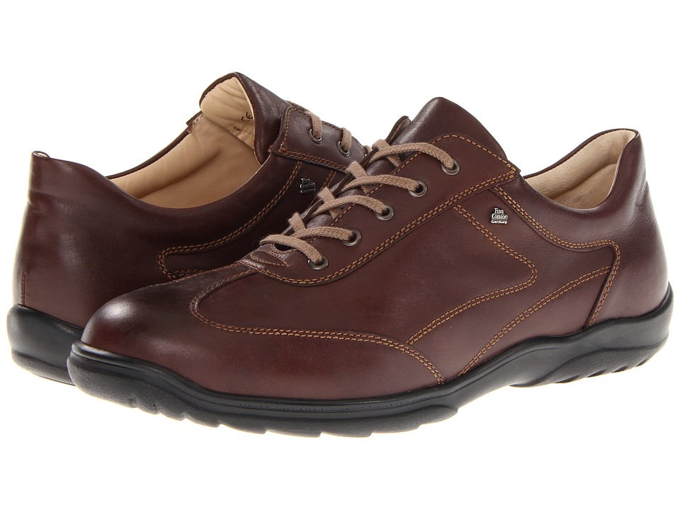 Finn Comfort - Stockton - 1297 (Brandy Swan) Men's Lace up casual Shoes