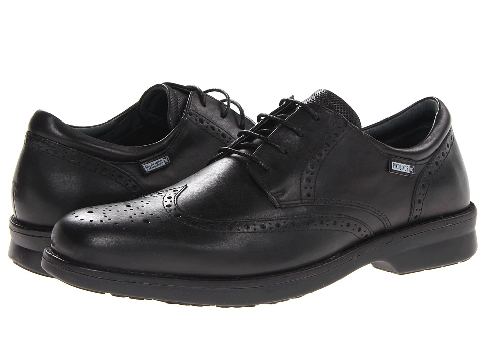 Pikolinos - Dublin Oxford 04M-6027 (Black) Men