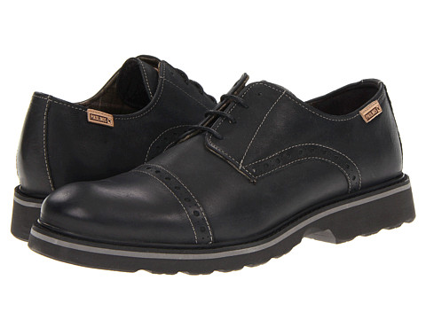 Pikolinos - Glasgow 05M-6037F (Black) Men's Lace up casual Shoes