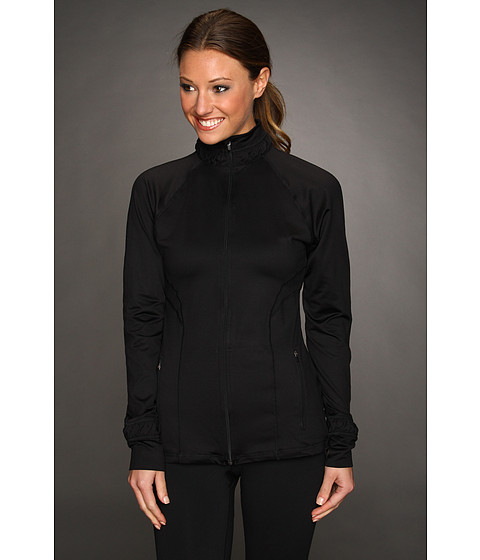 Spanx Active - Contour Jacket (Black) Women's Jacket