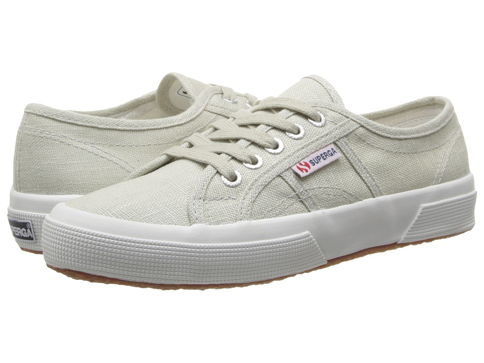 Superga - 2750 LINU (Sand) Lace up casual Shoes