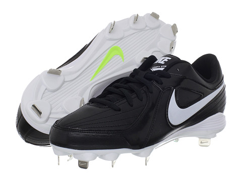 Nike - Unify Strike Metal (Black/White) Women's Cleated Shoes
