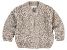 Dolce & Gabbana - Cardigan w/ Zip (Infant) (Beige) - Apparel