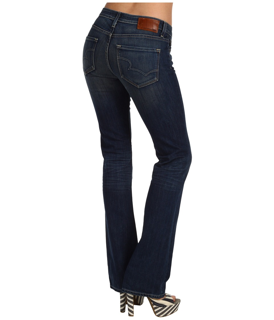 Big Star - Hazel Mid Rise Curvy Slim Boot in 10 Year Passage (10 Year Passage) Women's Jeans