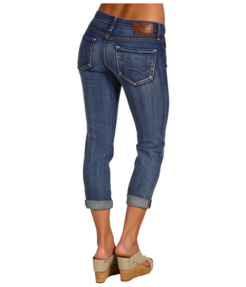 Big Star - Remy Skinny Crop in 20 Year Sanctuary (20 Year Sanctuary) Women's Jeans