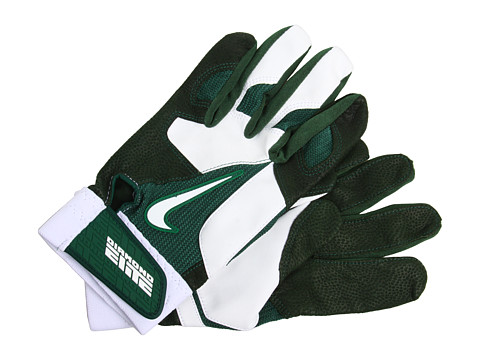 Nike - Diamond Elite Pro II Adult (Gorge Green/White/Gorge Green/White) Athletic Sports Equipment