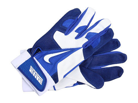 Nike - Diamond Elite Pro II Adult (Game Royal/White/Game Royal/White) Athletic Sports Equipment