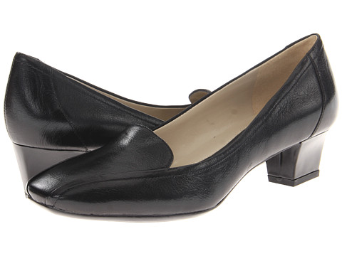 Naturalizer - Fuller (Black Leather) Women
