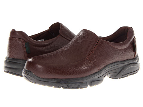 Propet - Cruz Waterproof (Bronco Brown) Men's Slip on Shoes