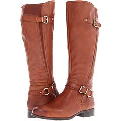 Naturalizer Juletta Wide Calf (Banana Bread Leather) Footwear