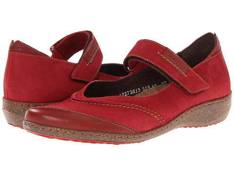 Mephisto - Marcia (Wine Bucksoft/Chianti Imperial) Women's Maryjane Shoes