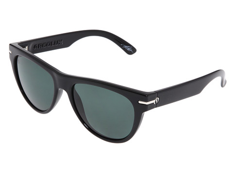 Electric Eyewear - Arcolux Polarized (Gloss Black/Grey Polarized) Sport Sunglasses