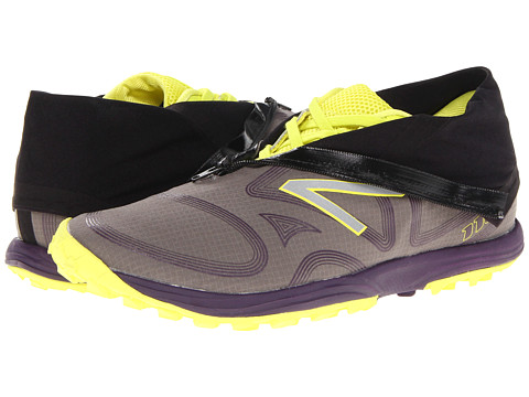 New Balance - WT110 Mid (Grey/Purple) Women's Running Shoes