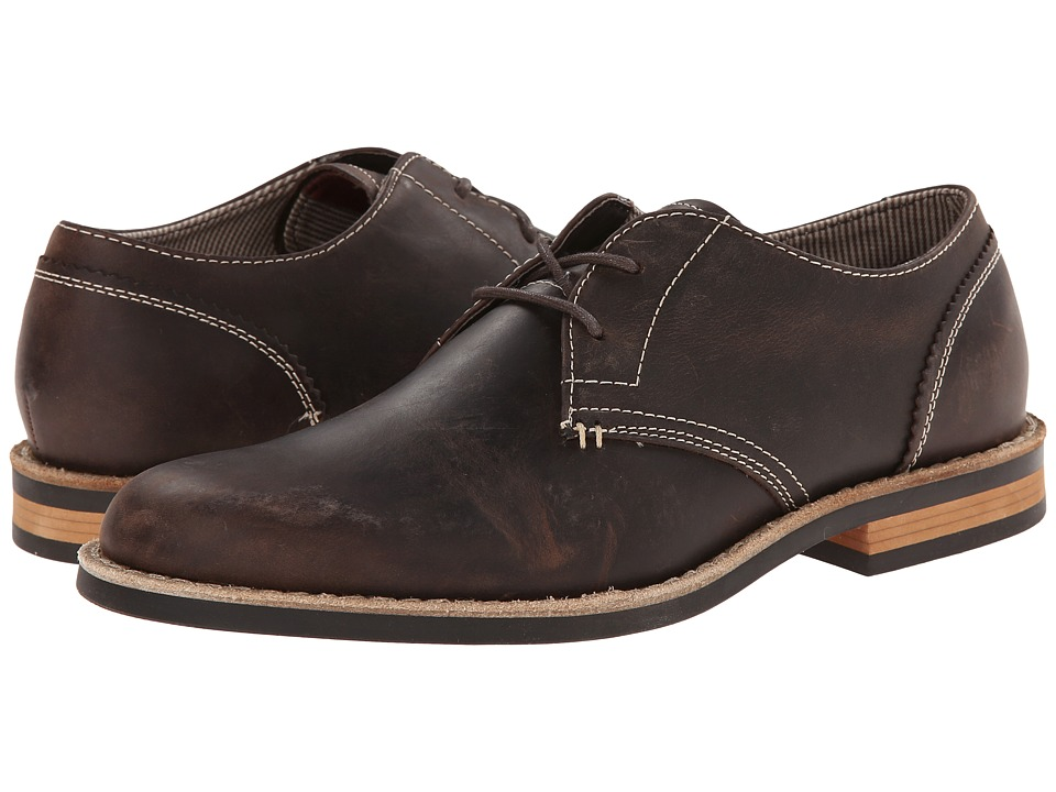 Original Penguin - Waylon (Dark Brown) Men's Lace up casual Shoes