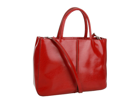 Hobo - Mariella (Red Venice Leather) Tote Handbags