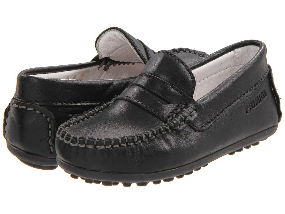 Primigi Kids Brad Boys Shoes (Black)
