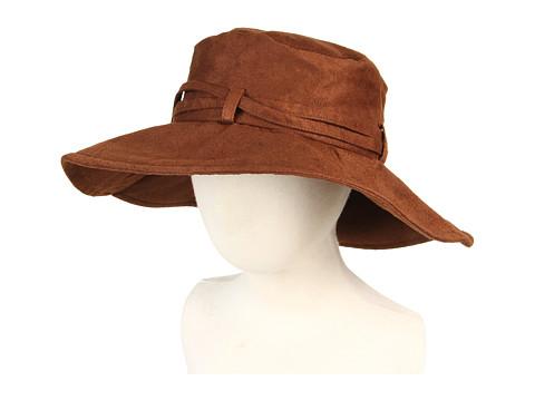 San Diego Hat Company Kids - CTK3332 (Big Kids) (Brown) Traditional Hats