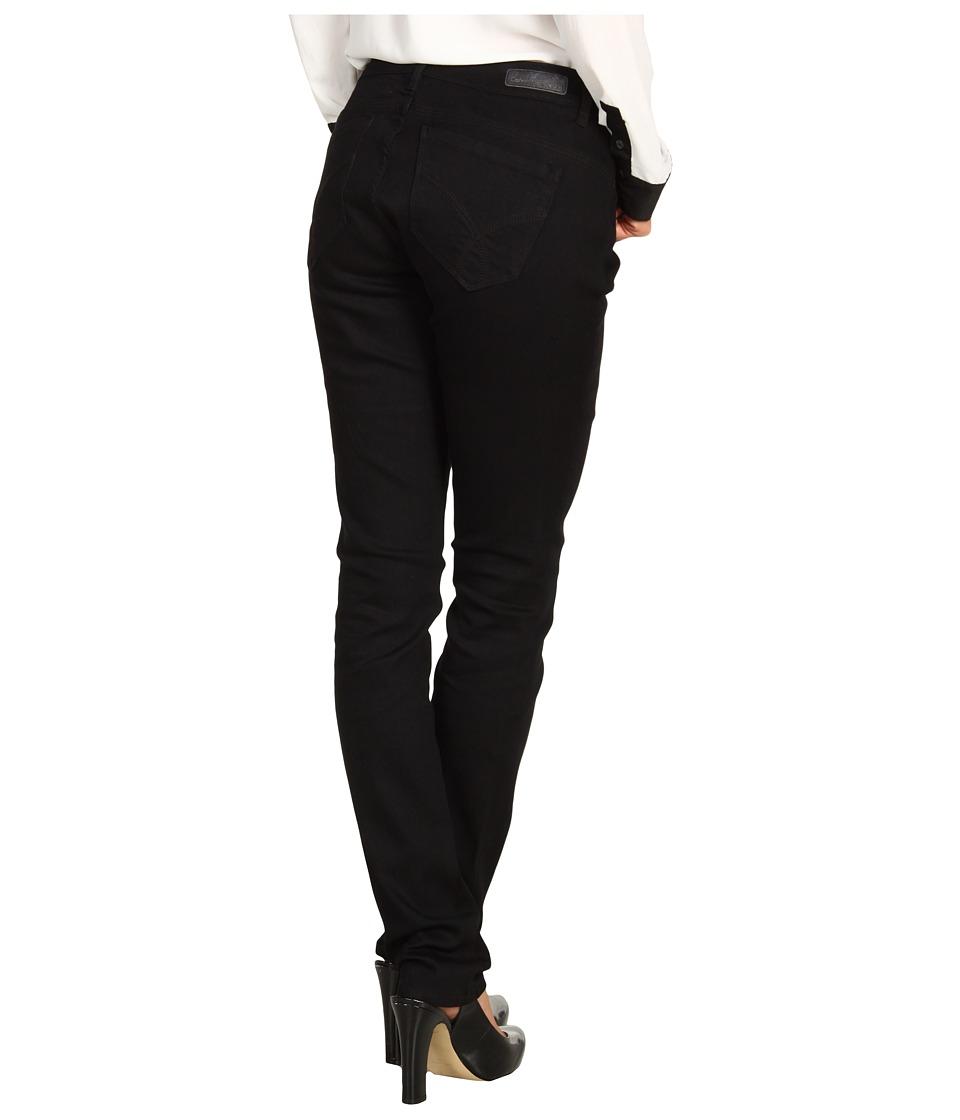 Calvin Klein Jeans - Powerstretch Curvy Skinny Denim in Black (Black) Women's Jeans
