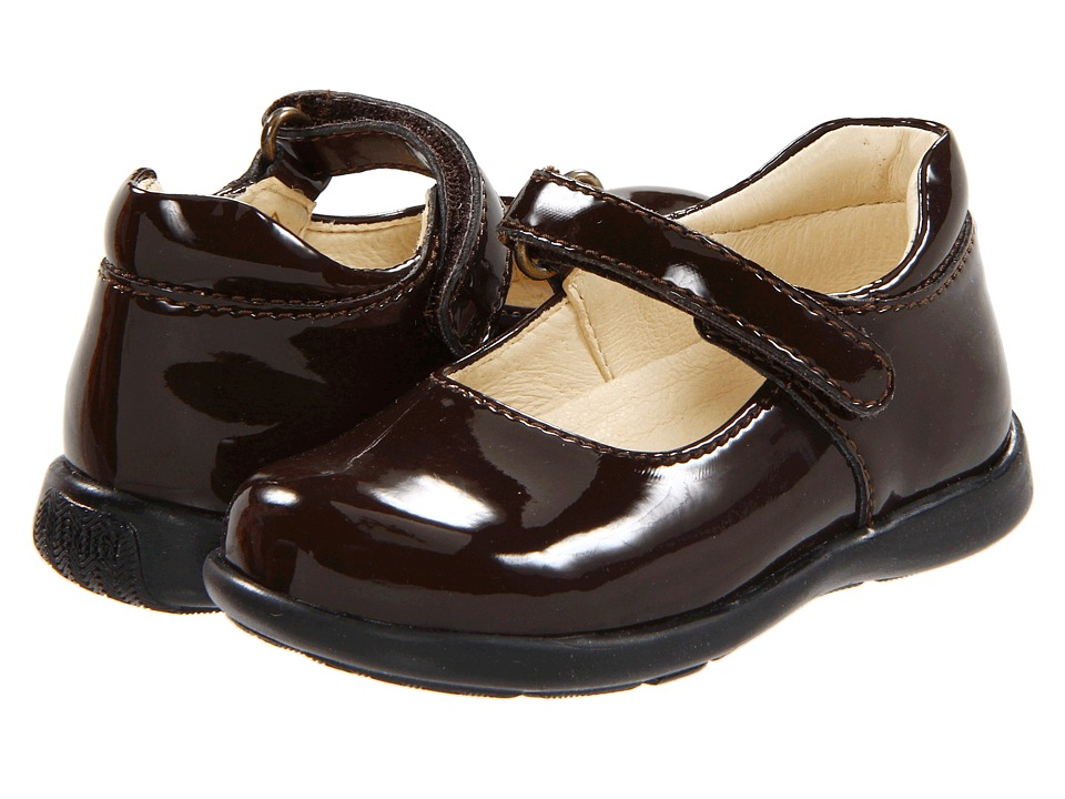 Primigi Kids - Andes (Toddler) (Brown) Girl's Shoes