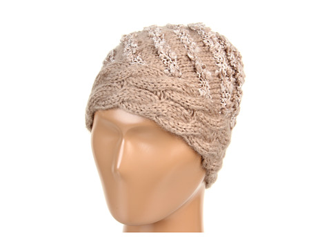 San Diego Hat Company Kids - KNK2990 (Little Kids) (Taupe) Beanies