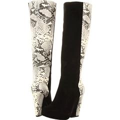 Pour La Victoire Bauhaus (Black Suede) Footwear