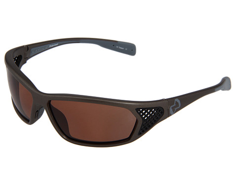Native Eyewear - Andes (Charcoal/Iron) Sport Sunglasses