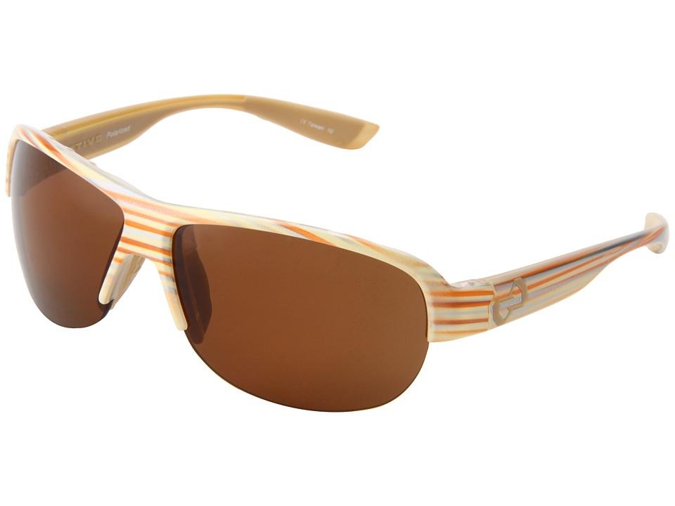 Native Eyewear - Zodiac (Pearl Swirl) Sport Sunglasses