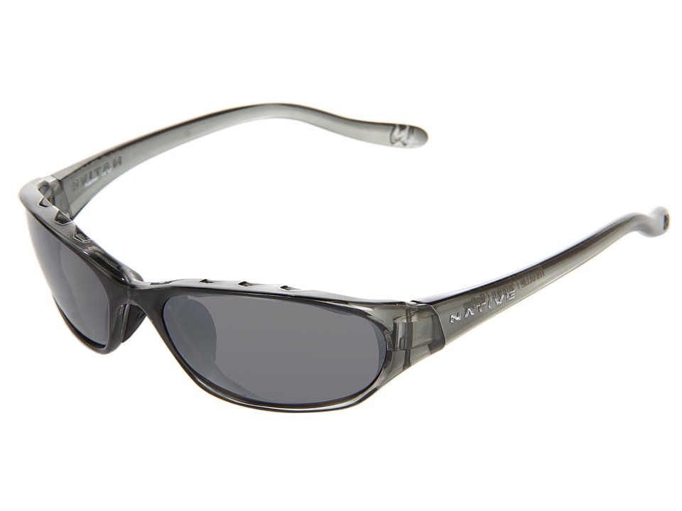 Native Eyewear - Throttle (Smoke) Sport Sunglasses