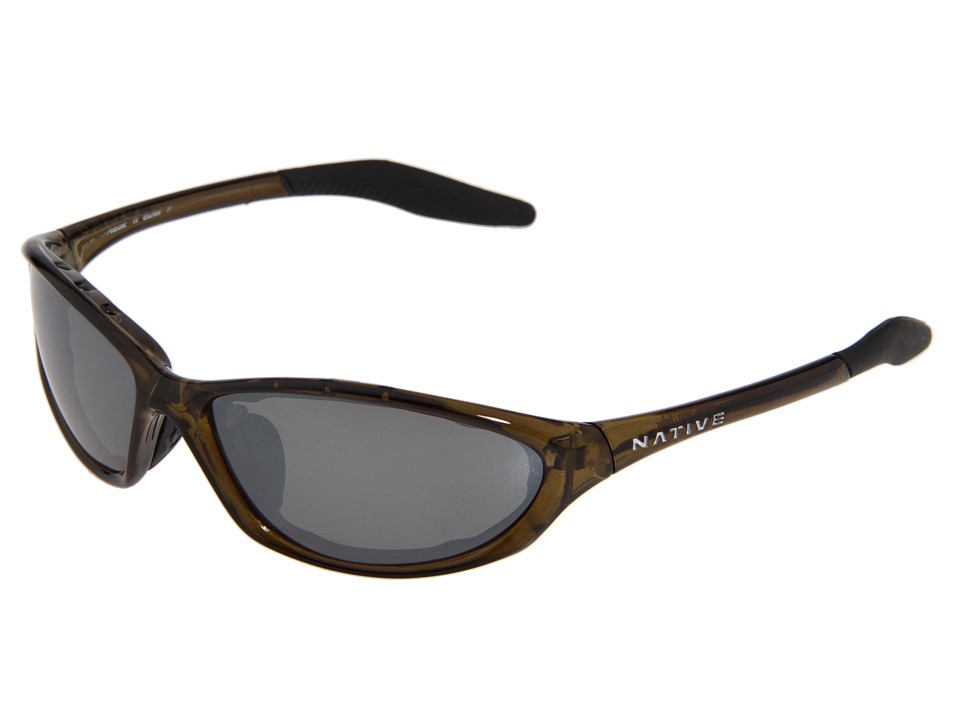 Native Eyewear - Silencer (Moss) Sport Sunglasses