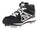 New Balance Kids YB3000 (Little Kid/Big Kid) (Black/Silver)