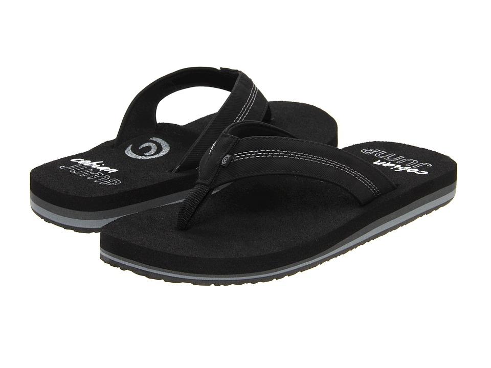 Cobian - Super Jump (Black) Men's Sandals