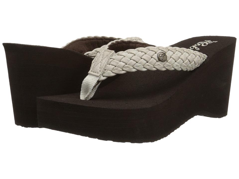 Cobian - Zoe (Cream) Women's Sandals