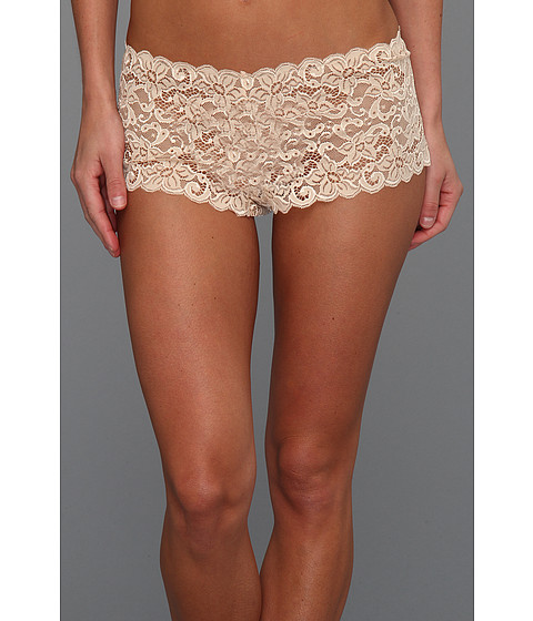 Hanro - Luxury Moments Lace Boyleg 1447 (Skin) Women