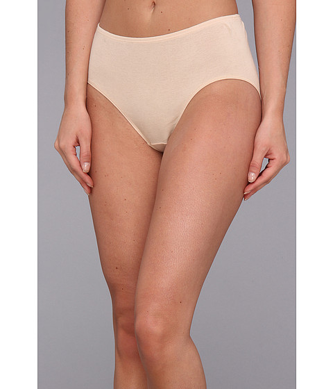 Hanro - Everyday Cotton Mid-Rise Brief 1497 (Skin) Women's Underwear