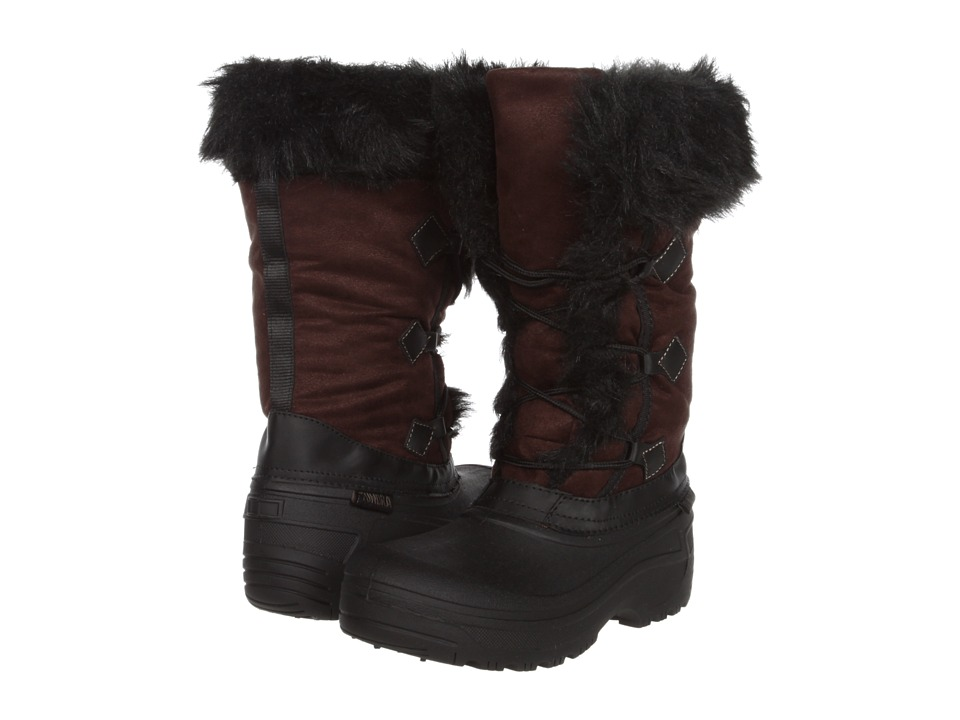 Tundra Boots - Vancover (Black/Brown) Women