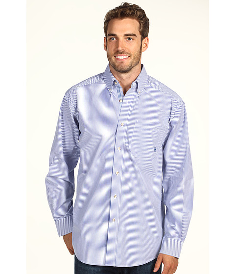 Ariat - Balin Shirt (Ancient Royal) Men's Long Sleeve Button Up