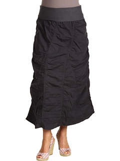 SALE! $49.99 - Save $56 on XCVI Plus Size Plus Size Peasant Skirt (Charcoal) Apparel - 52.84% OFF $106.00
