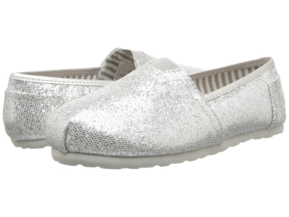 UNIONBAY Kids - Shelby (Toddler/Youth) (Silver) Girls Shoes