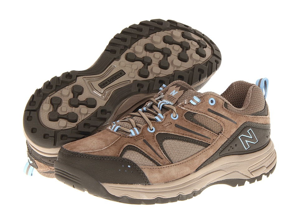 New Balance - WW759 (Brown 2) Women's Walking Shoes